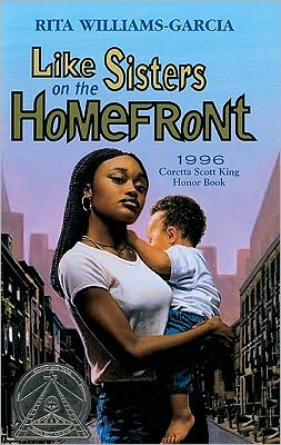 Like Sisters On The Homefront (Turtleback School & Library Binding Edition)