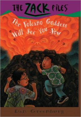 The Volcano Goddess Will See You Now (Turtleback School & Library Binding Edition)