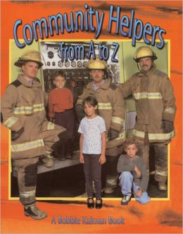 Community Helpers from A to Z