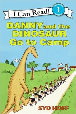 Danny and the Dinosaur Go to Camp (Turtleback School & Library Binding Edition)