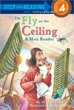 The Fly on the Ceiling: A Math Reader (Turtleback School & Library Binding Edition)