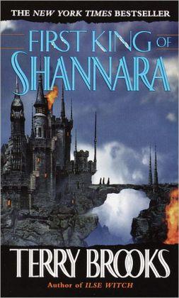First King Of Shannara (Prequel) (Turtleback School & Library Binding Edition)