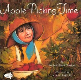 Apple Picking Time (Turtleback School & Library Binding Edition)