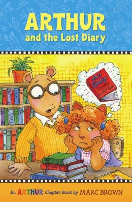 Arthur And The Lost Diary (Turtleback School & Library Binding Edition)