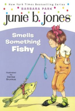 Junie B. Jones Smells Something Fishy (Junie B. Jones Series #12) (Turtleback School & Library Binding Edition)