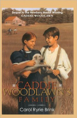 Caddie Woodlawn's Family (Turtleback School & Library Binding Edition)