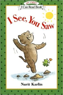 I See, You Saw (Turtleback School & Library Binding Edition)