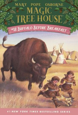 Buffalo Before Breakfast (Turtleback School & Library Binding Edition)