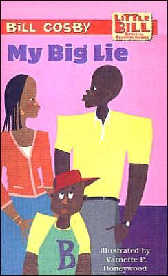 My Big Lie (Turtleback School & Library Binding Edition)