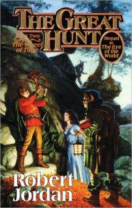 The Great Hunt (Wheel of Time Series #2) (Turtleback School & Library Binding Edition)