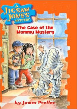 The Case of the Mummy Mystery (Turtleback School & Library Binding Edition)