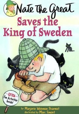 Nate the Great Saves the King of Sweden (Turtleback School & Library Binding Edition)