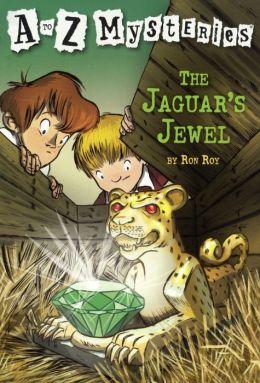 The Jaguar's Jewel (A to Z Mysteries Series #10) (Turtleback School & Library Binding Edition)
