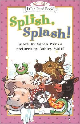 Splish, Splash! (Turtleback School & Library Binding Edition)