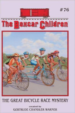The Great Bicycle Race Mystery (The Boxcar Children Series #76)