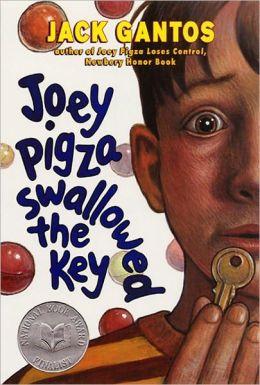 Joey Pigza Swallowed the Key (Turtleback School & Library Binding Edition)