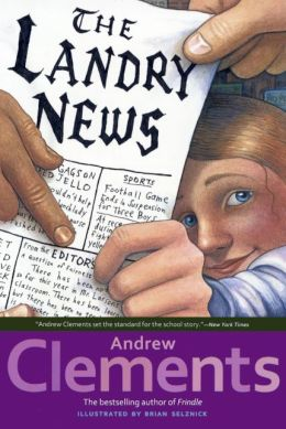The Landry News (Turtleback School & Library Binding Edition)