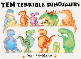 Ten Terrible Dinosaurs (Turtleback School & Library Binding Edition)