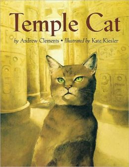Temple Cat (Turtleback School & Library Binding Edition)