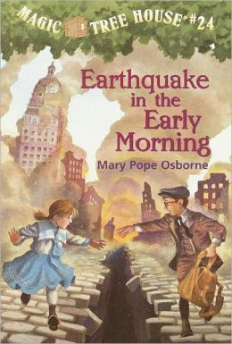 Earthquake In The Early Morning (Turtleback School & Library Binding Edition)