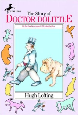The Story Of Doctor Dolittle (Turtleback School & Library Binding Edition)