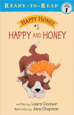 Happy And Honey (Turtleback School & Library Binding Edition)