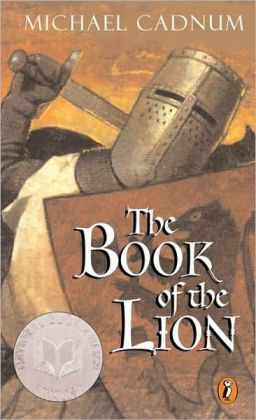 The Book of the Lion (Crusader Trilogy #1)