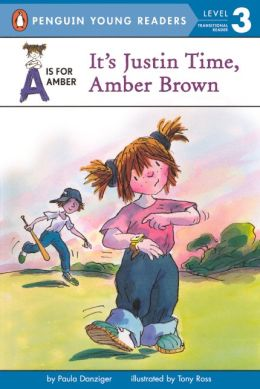 It's Justin Time, Amber Brown (Turtleback School & Library Binding Edition)