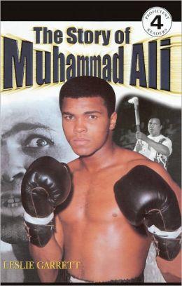 The Story Of Muhammad Ali (Turtleback School & Library Binding Edition)