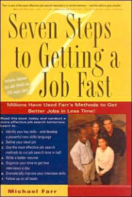 Seven Steps to Getting a Job Fast