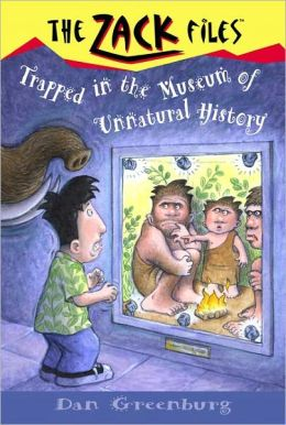 Trapped In The Museum Of Unnatural History (Turtleback School & Library Binding Edition)