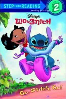 Go, Stitch, Go (Turtleback School & Library Binding Edition)