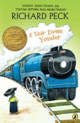 A Year Down Yonder (Turtleback School & Library Binding Edition)