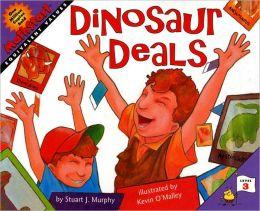 Dinosaur Deals: Equivalent Values (MathStart 3 Series)