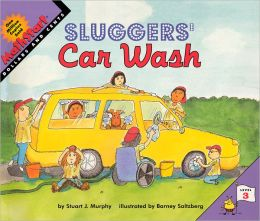Sluggers' Car Wash: Dollars and Cents (MathStart 3 Series)