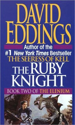 The Ruby Knight (Elenium Series #2)