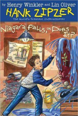 Niagara Falls, Or Does It? (Turtleback School & Library Binding Edition)