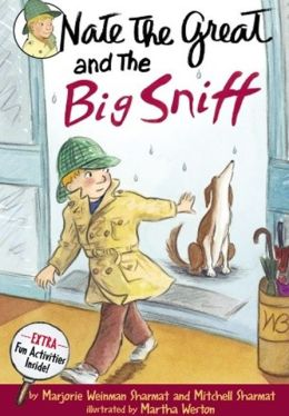 Nate the Great and the Big Sniff (Turtleback School & Library Binding Edition)