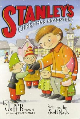 Stanley's Christmas Adventure (Flat Stanley Series) (Turtleback School & Library Binding Edition)