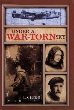 Under a War-Torn Sky (Turtleback School & Library Binding Edition)