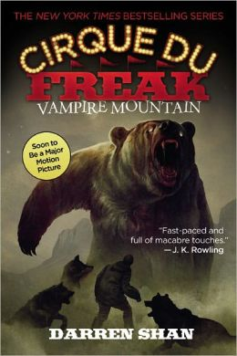 Vampire Mountain (Turtleback School & Library Binding Edition)