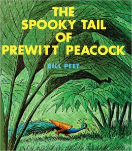 The Spooky Tail Of Prewitt Peacock (Turtleback School & Library Binding Edition)