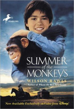 Summer of the Monkeys (Turtleback School & Library Binding Edition)
