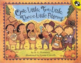 One Little, Two Little, Three Little Pilgrims (Turtleback School & Library Binding Edition)