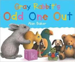 Gray Rabbit's Odd One Out (Turtleback School & Library Binding Edition)