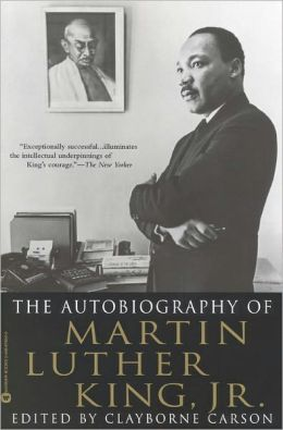 Autobiography Of Martin Luther King, Jr. (Turtleback School & Library Binding Edition)