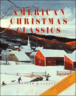 American Christmas Classics with 3 CDs (Audio)