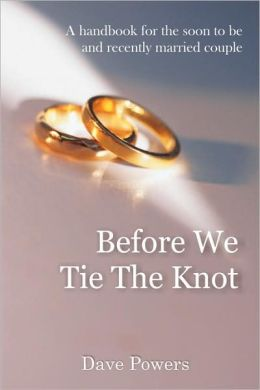 Before We Tie The Knot