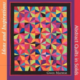 Ideas and Inspirations: Abstract Quilts in Solids