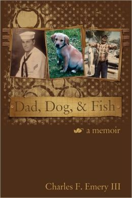 Dad, Dog And Fish